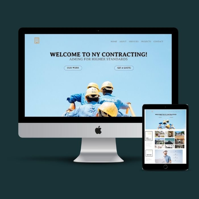 NY Contracting Site