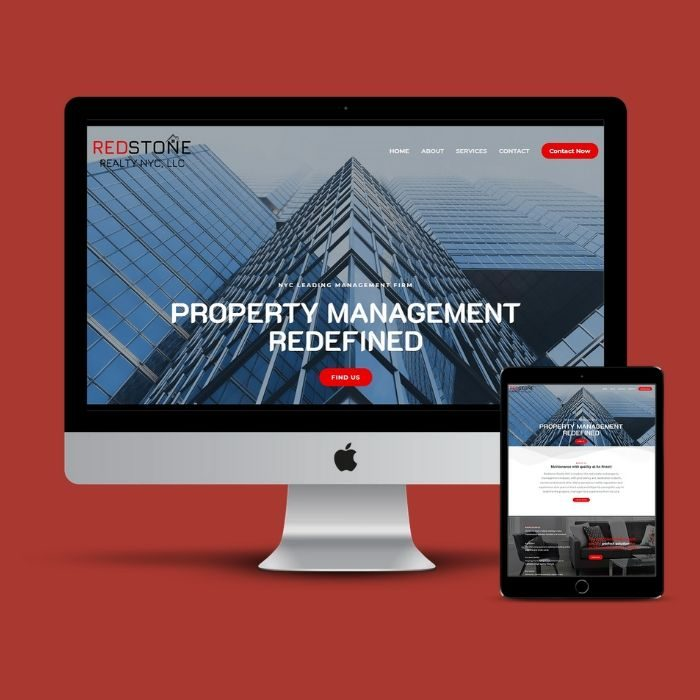 Redstone Realty Site